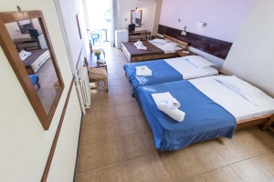 family rooms 2 bedroom Kineta Attica half board